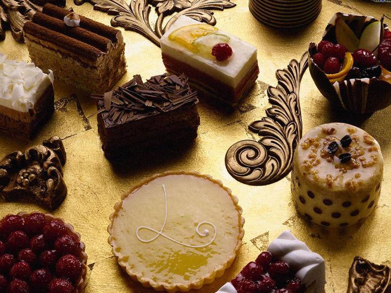Sweet Pies Free Screensaver full screenshot